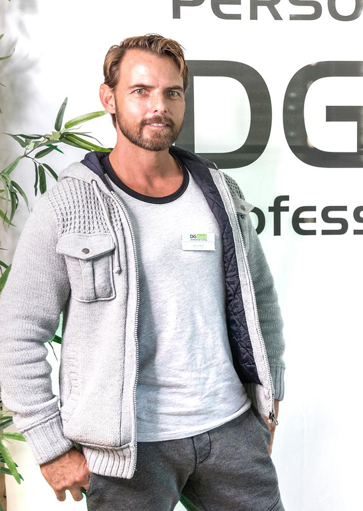 Gesundheits- und Krankenpfleger Marcus (DG med GmbH)