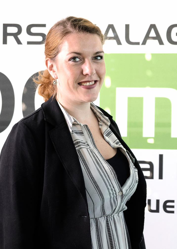 Gesundheits- und Krankenpflegerin Melanie (DG med GmbH)