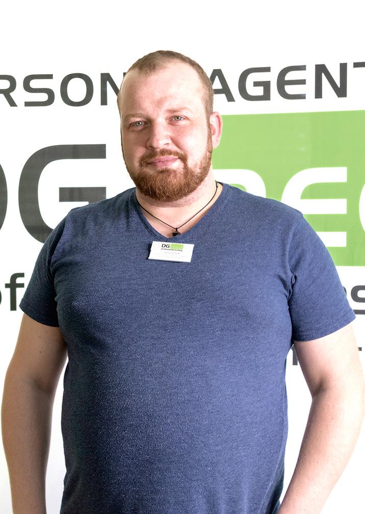 Gesundheits- und Krankenpfleger Stefan (DG med GmbH)
